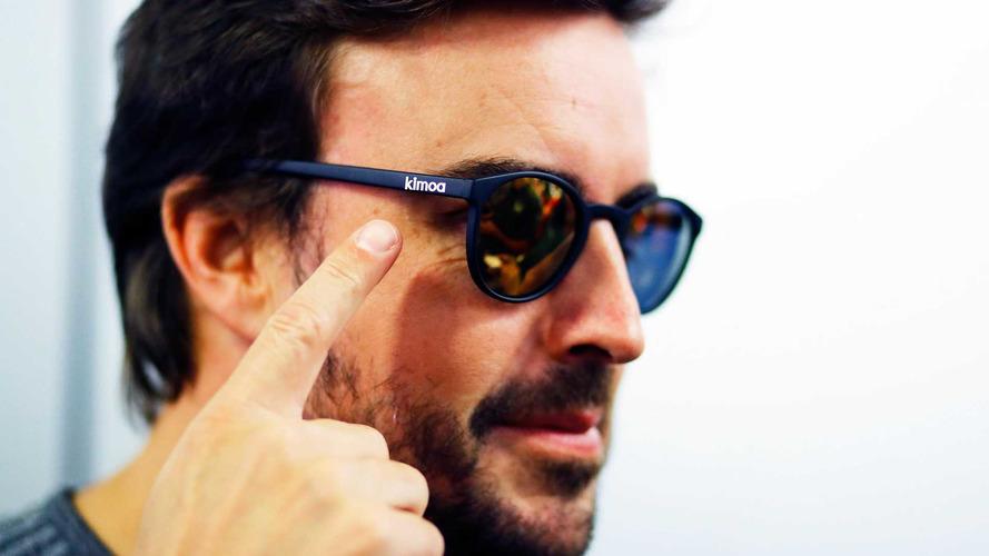 Fernando Alonso Speeds Onto Fashion Runway With New Brand