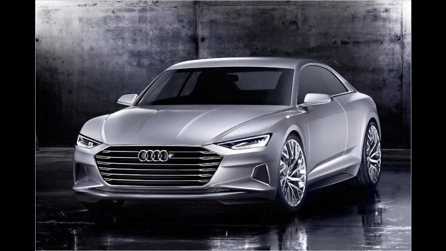 Audi A8 (2017) mit Mildhybrid-System und 48-Volt-Bordnetz