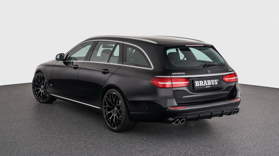 BRABUS añade picante al Mercedes-Benz Clase E Estate