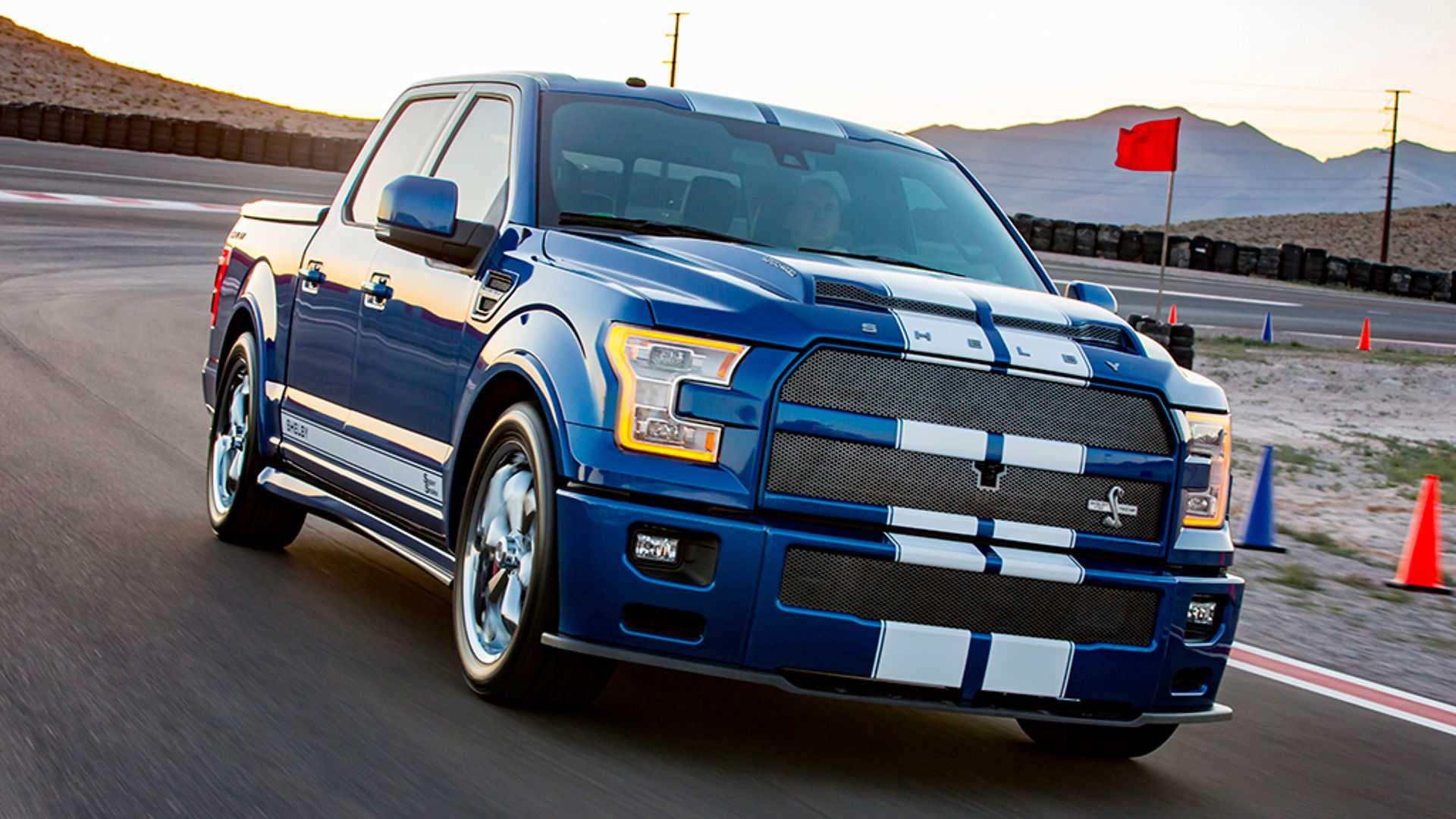 Shelby F 150 Super Snake With 750 Hp Can Take A Bite Out Of