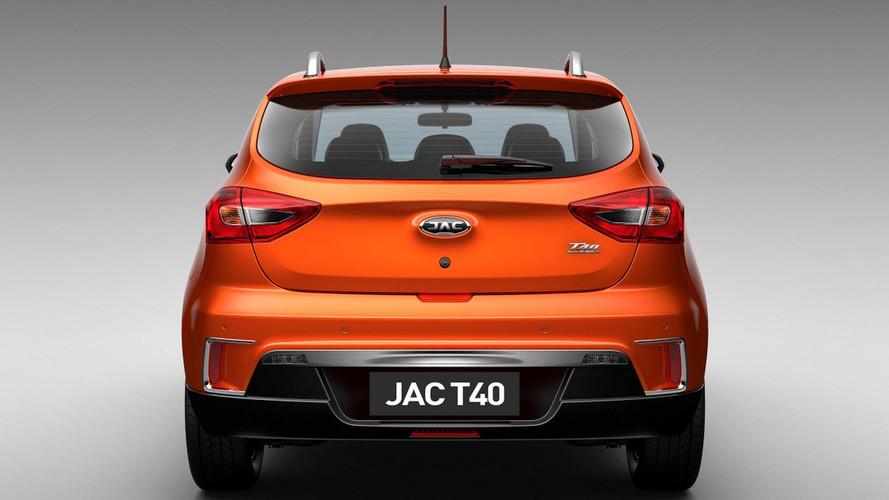 JAC T40 começa a ser produzido no Paraguai