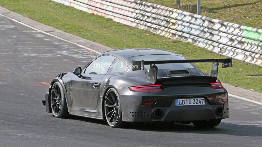 La Porsche 911 GT2 RS confirmée avec plus de 650 ch !