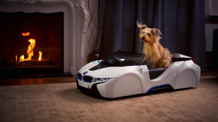 BMW lance une i8... pour chiens !