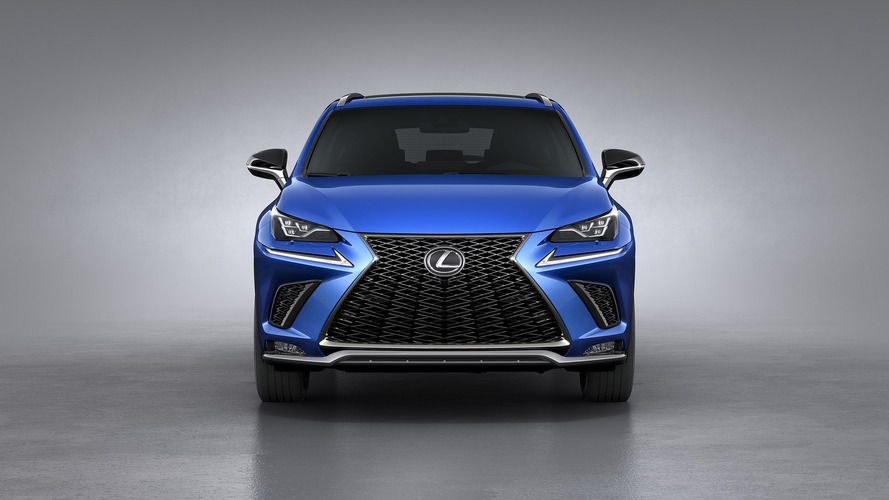 New £36k front-wheel-drive model is latest base-spec Lexus NX