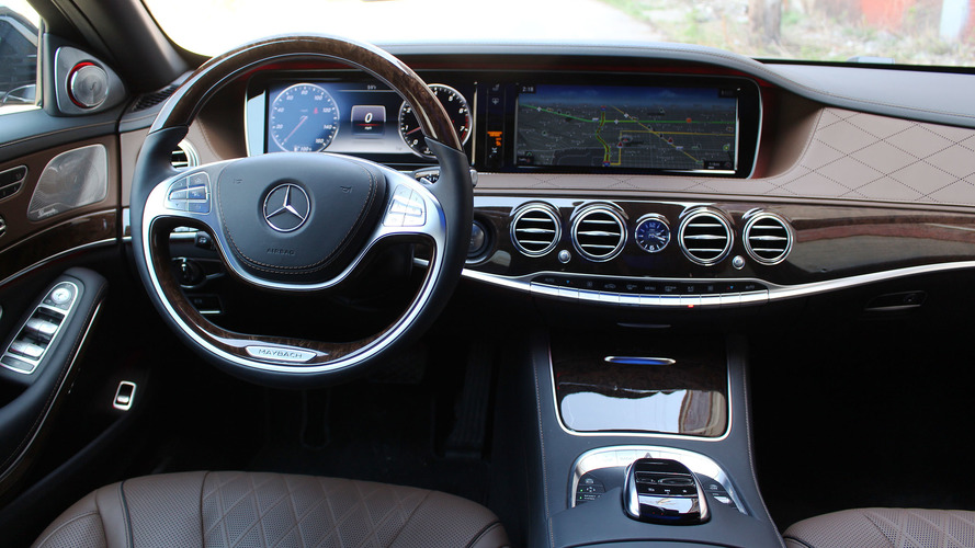 2017 Mercedes Maybach S550 Review