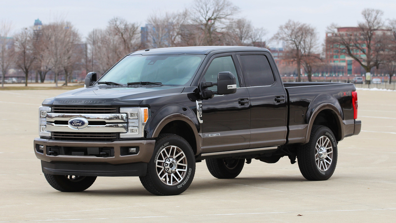 2017 ford f 250 super duty review