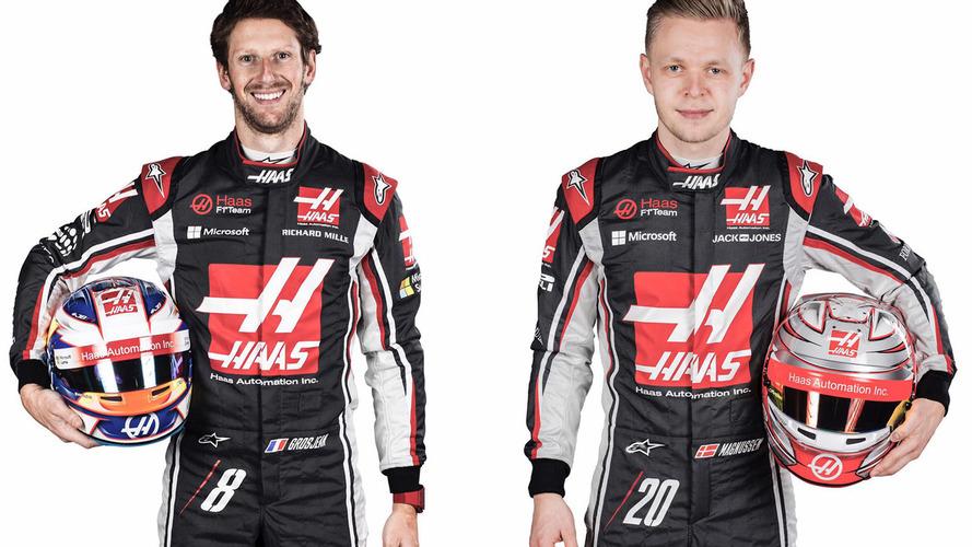 Haas F1 2017