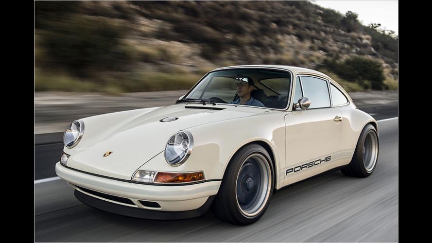 Super-Porsche in Goodwood