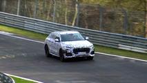Audi Q8 2018 fotos espía