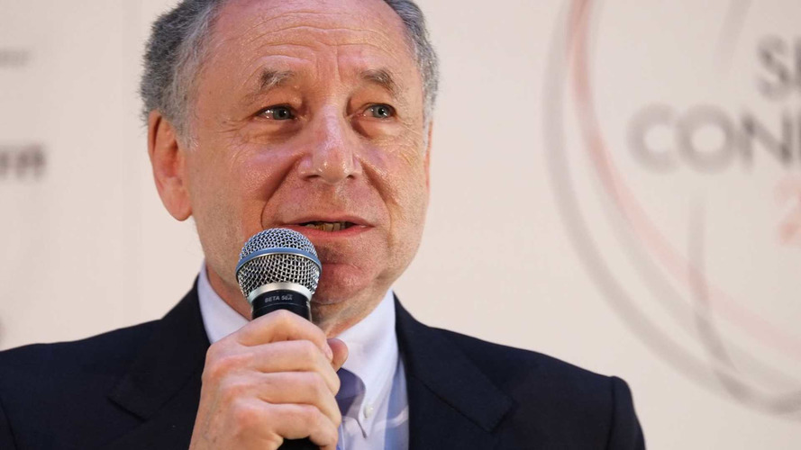 F1 all-electric future claims are 'nonsense' - Jean Todt