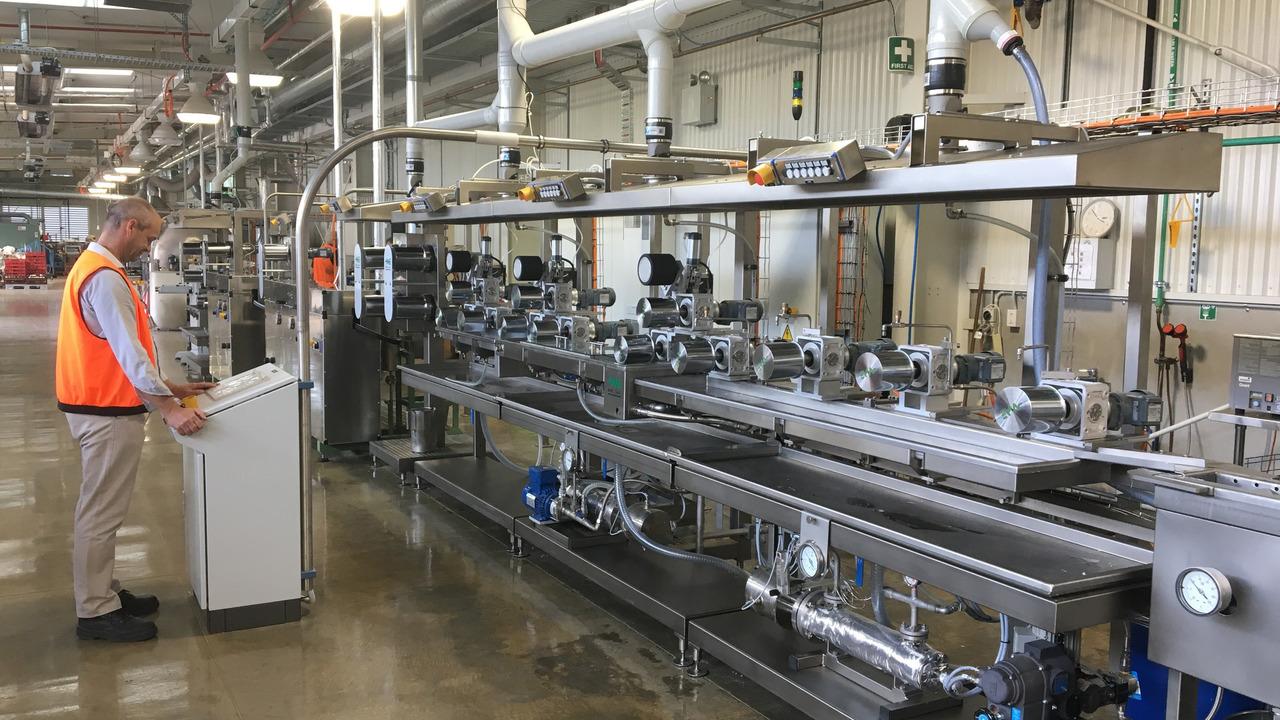 Australia's carbon fiber production line