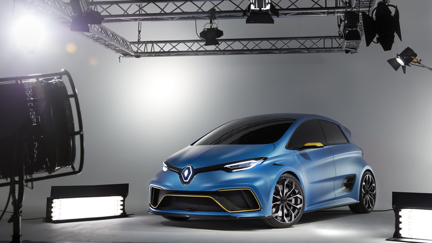 Yeni nesilde Renault Clio RS'in yerini ZOE RS alacak