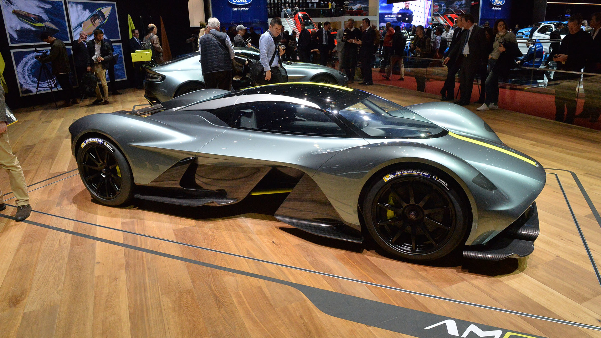 aston martin valkyrie has most powerful, road-legal engine ever