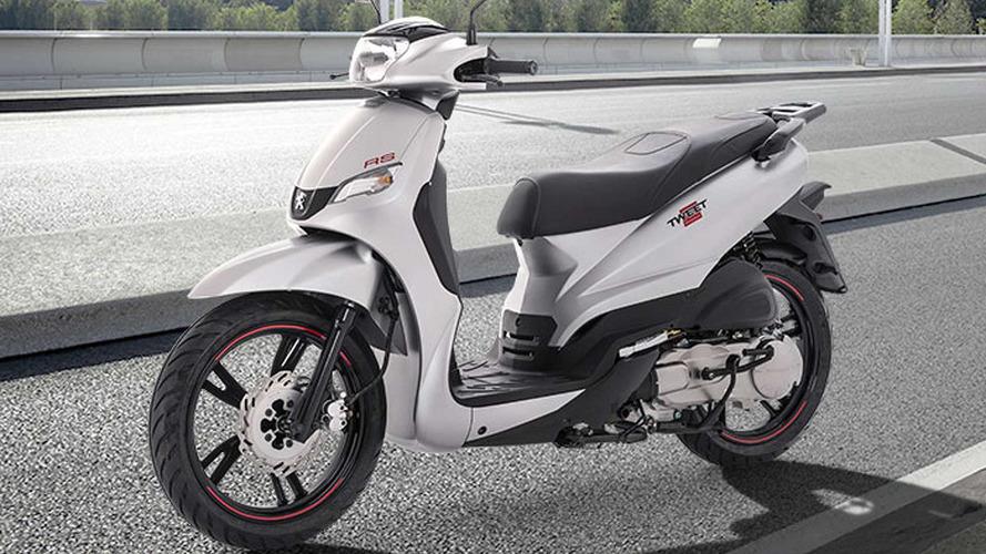 Peugeot Scooters 125 cm3 Tweet y Django