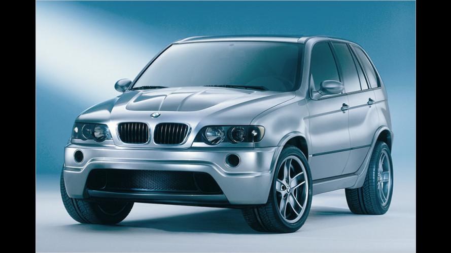 Vergessene Studien: Der BMW X5 Le Mans