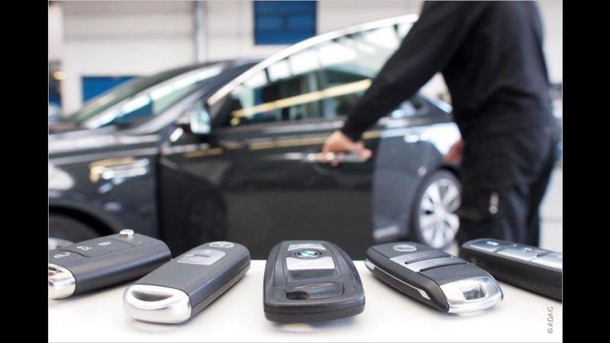 Keyless-Systeme: Über 100 Automodelle können geknackt werden