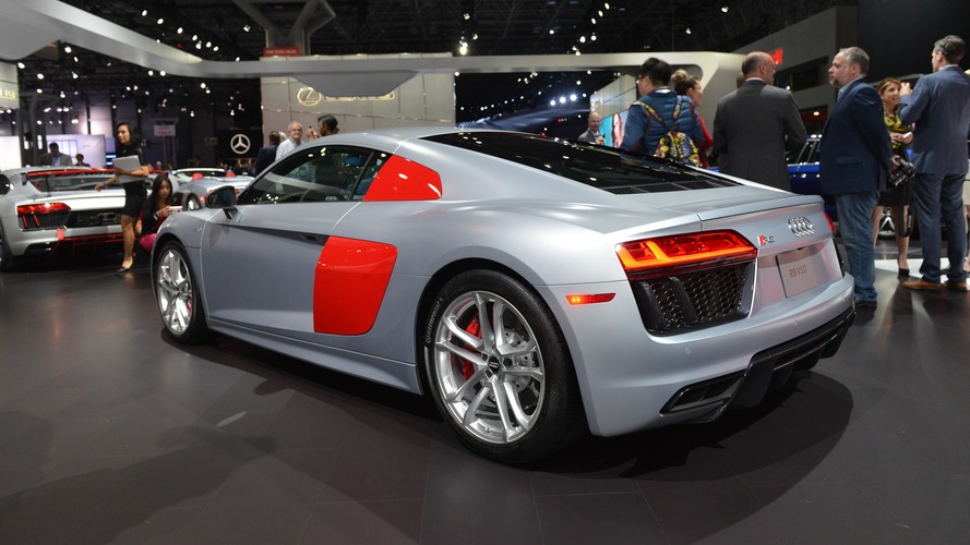 Audi creates limited-edition r8 to celebrate 2011 le mans triumph.