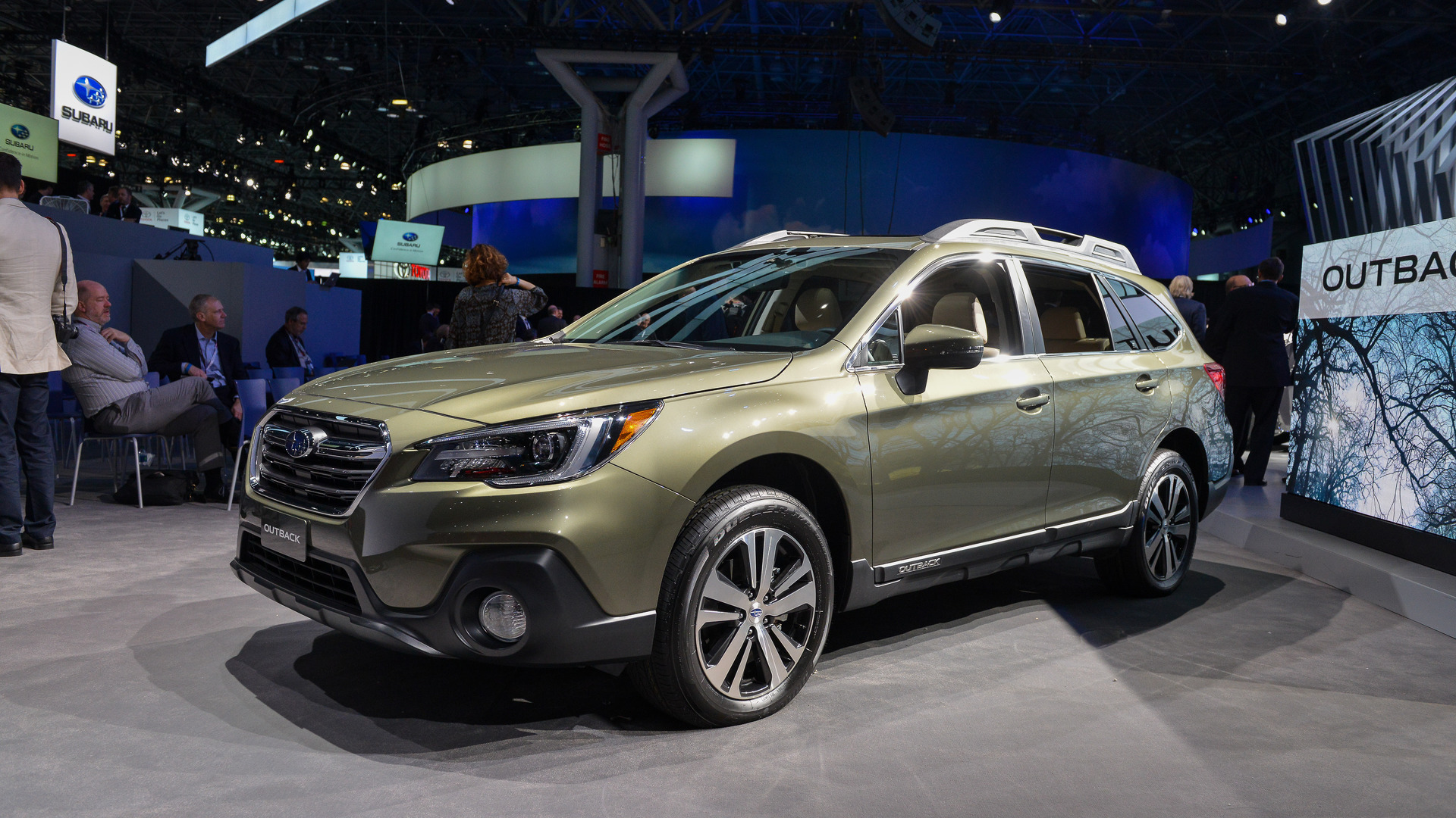 2017 subaru outback rumors