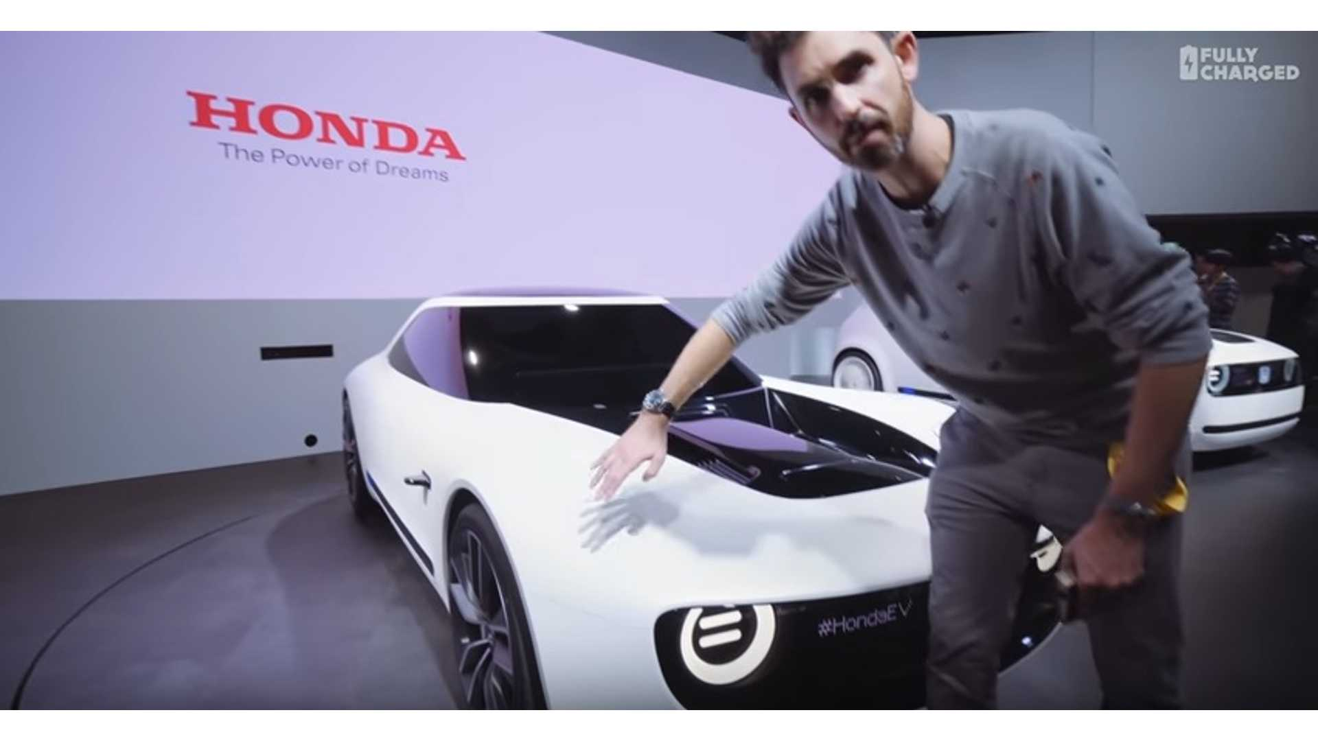 Fully Charged Releases Tokyo Motor Show Video Reports