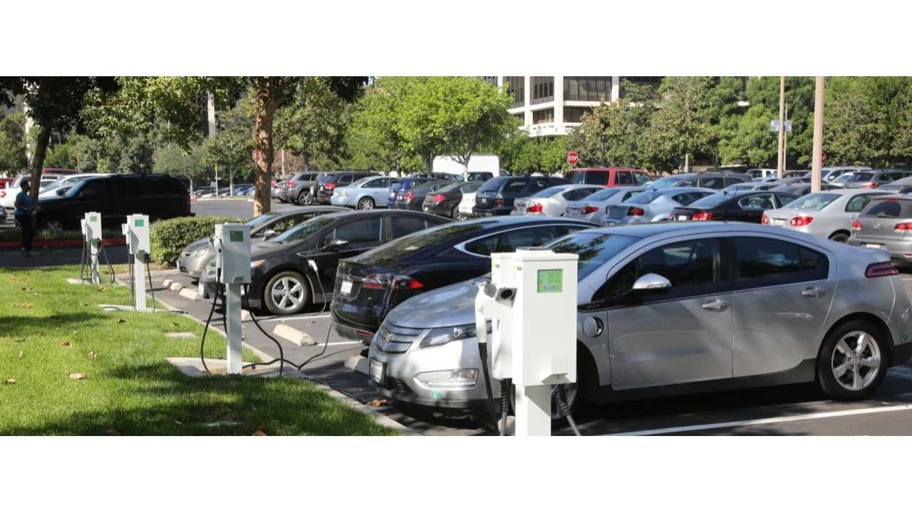 Southern California Edison (SCE) Launches Charge Ready Electric Vehicle Charging Pilot Program