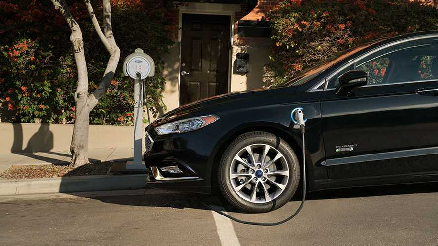 One Of Ten Ford Fusions Sold In November A Plug-In Energi, Sales Up 70% YTD