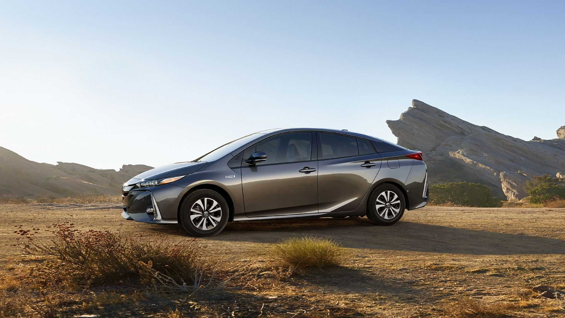 Real World Road Test Results For Toyota Prius Prime It S Electric Only Provided The Battery Is Charged