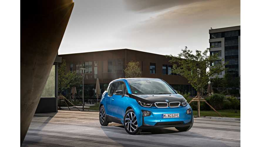 BMW i3 Listed Among Top 10 Best Used Cars Under £15,000 In UK