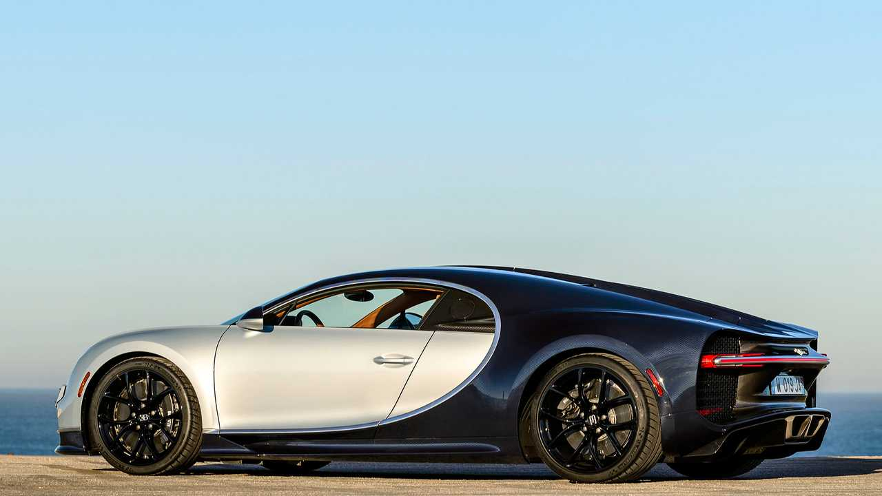 Bugatti Chiron Successor Likely To Be PHEV
