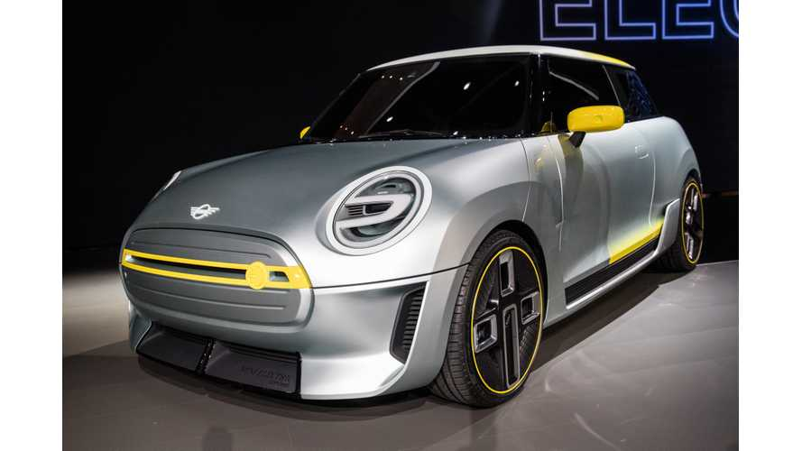 BMW Teams With Great Wall To Build Electric Mini In China