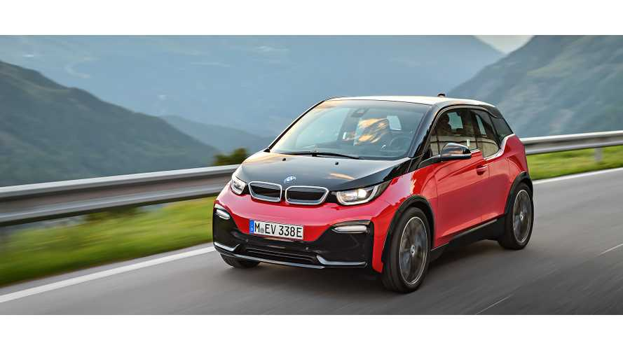 BMW & Volkswagen Are #1 And 2 In Plug-In Car Sales In Europe