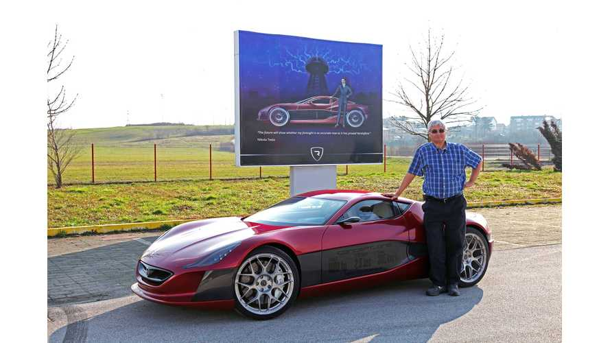Rimac Automobili Delivers Concept_One To First US Buyer