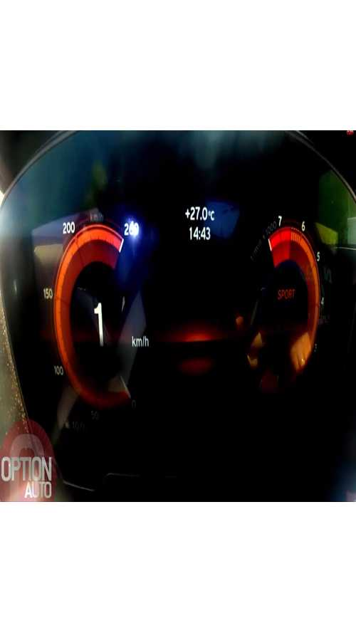 BMW i8 0 To 200 KM/H - Onboard Video