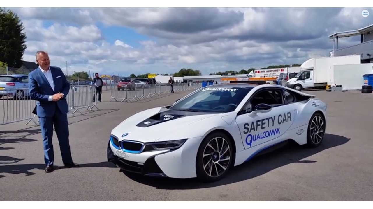Facelifted BMW i8 Coming In Spring 2018