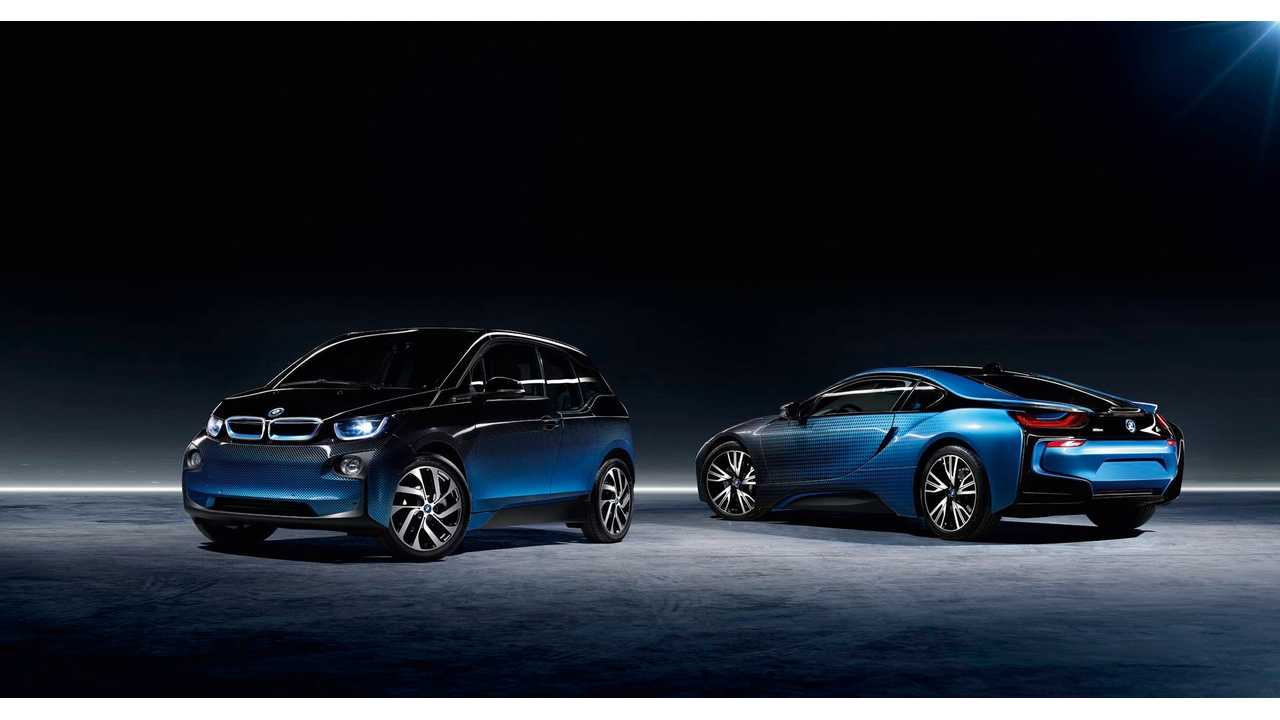 BMW Tops 40,000 Plug-In Sales So Far This Year - Over 7,000 In September Alone