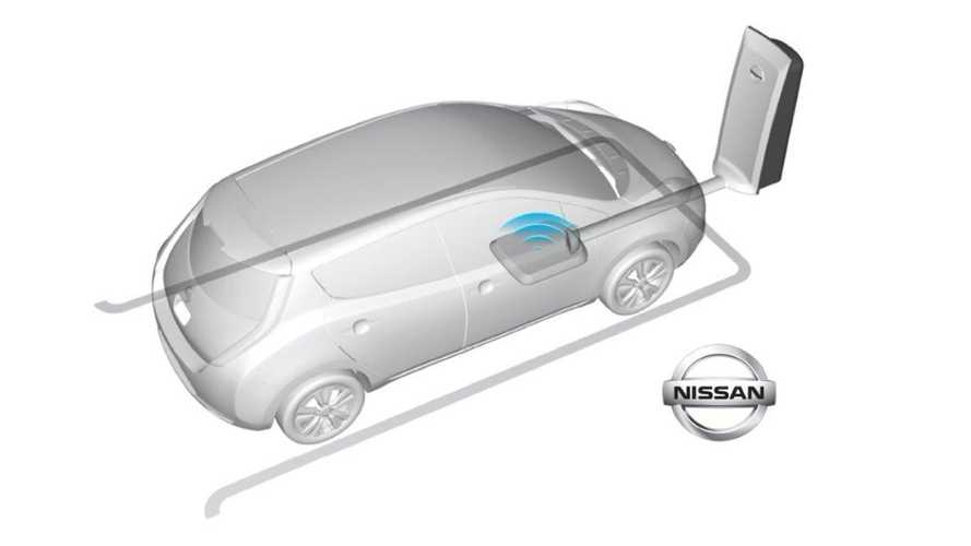 WiTricity Collaborating with Nissan on Wireless Charging for Electric Vehicles