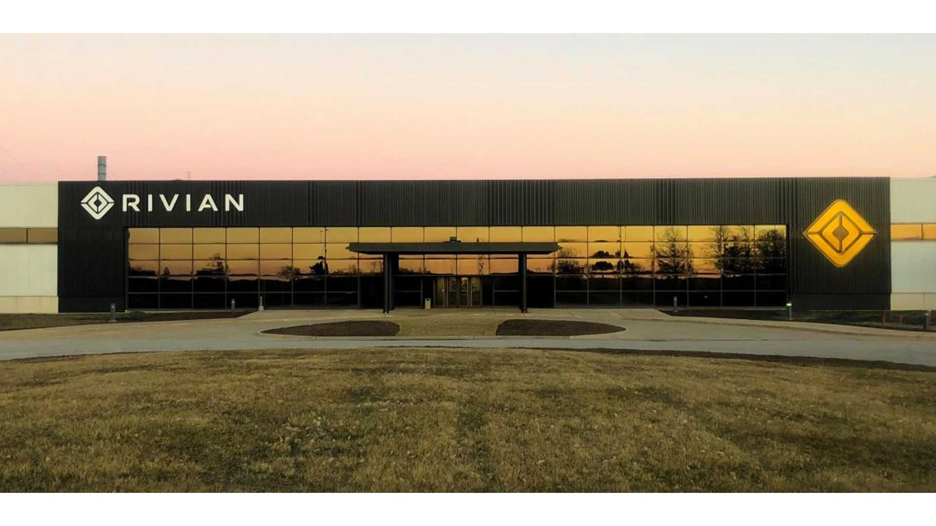 Image result for rivian factory