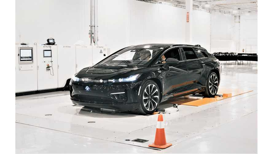 Faraday Future Secures Financing, Announces New FF 81 Electric Car