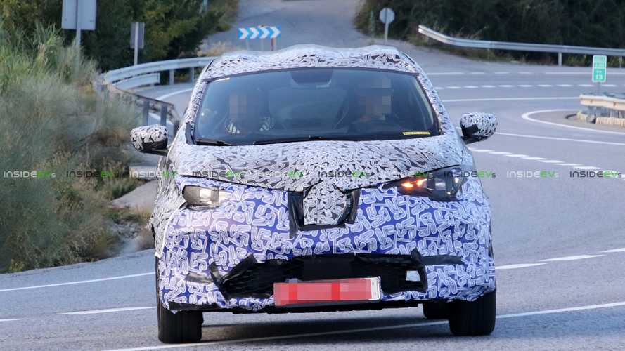 New Renault ZOE Won't Be All-New, Just A Heavy Redesign Instead