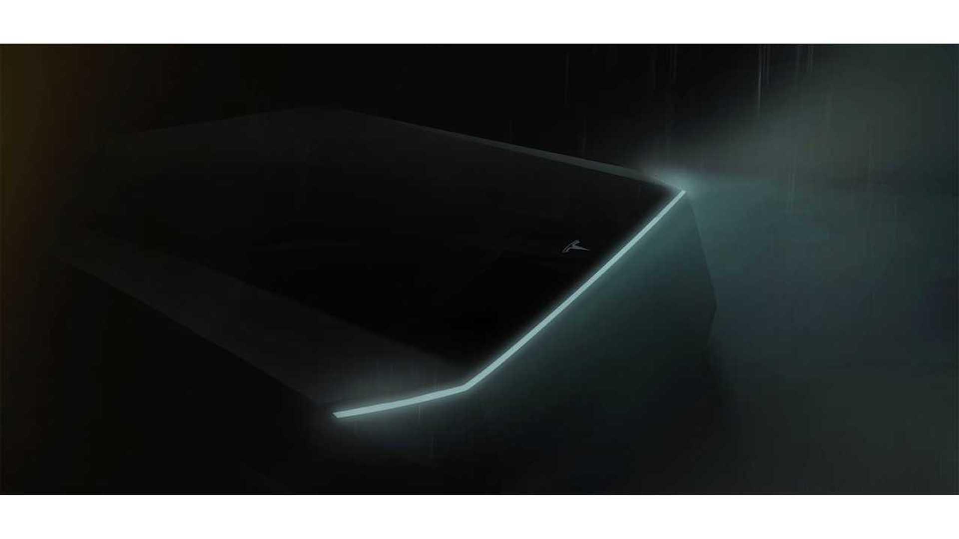 What Might Elon Musk's Tesla Cyberpunk Pickup Truck Look Like?