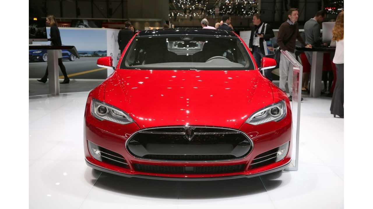Tesla Model S Was World's #1 Selling Plug-In Electric Car In December 2015