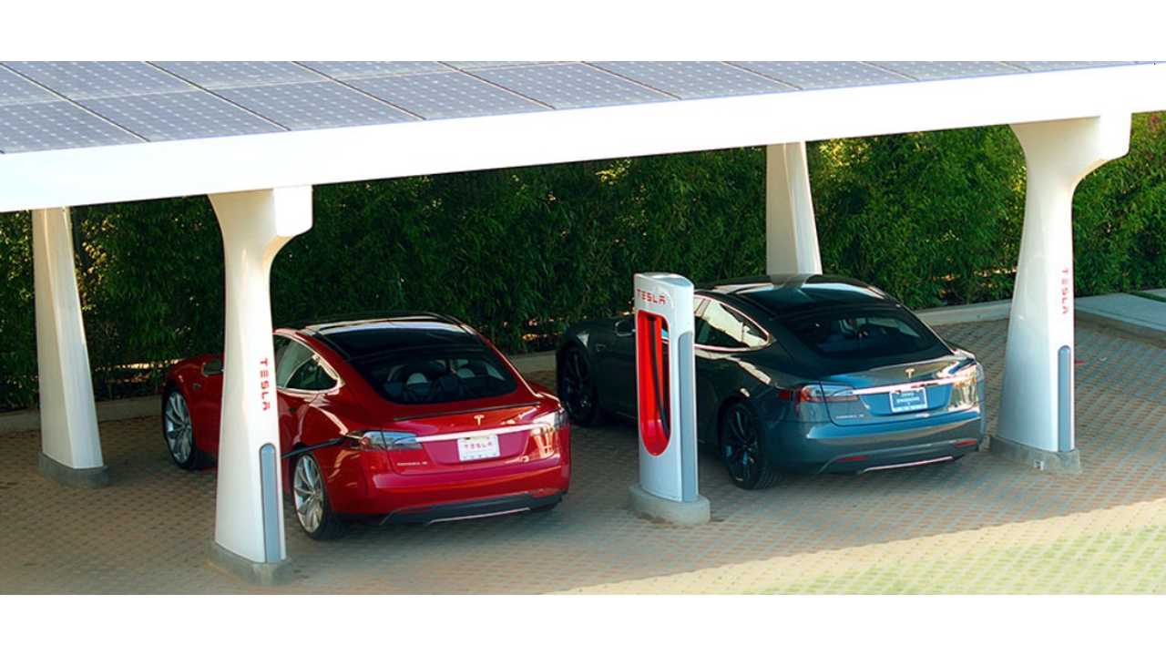 Map Shows Electric Car Hot Spots In California