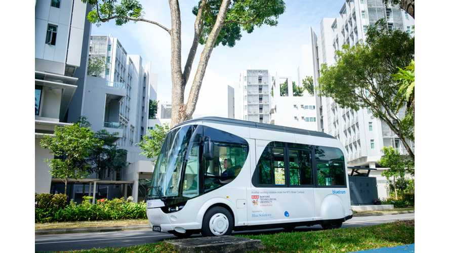 This Electric Shuttle Charges In Just 20 Seconds