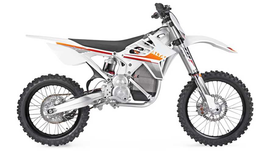 Alta Motors Introduces Hot New 2018 Redshift MXR