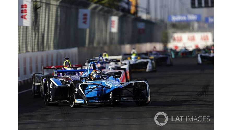 Buemi Blames Fanboost Issue For Second Place Finish