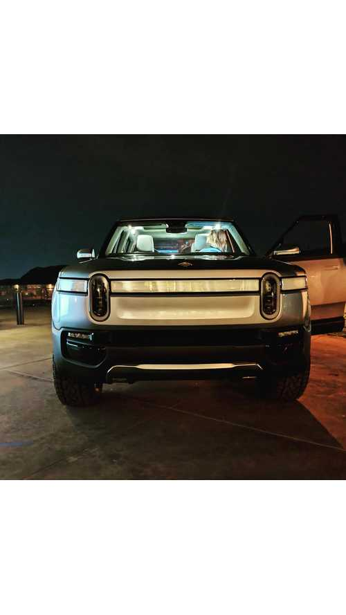 UPDATE: See Rivian R1T Electric Truck Live From LA