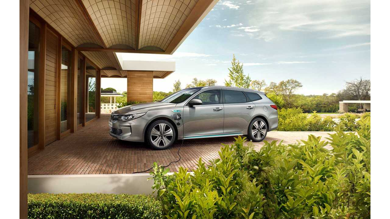 Plug-In Electric Sales In Sweden Maintain Double Digit Market Share