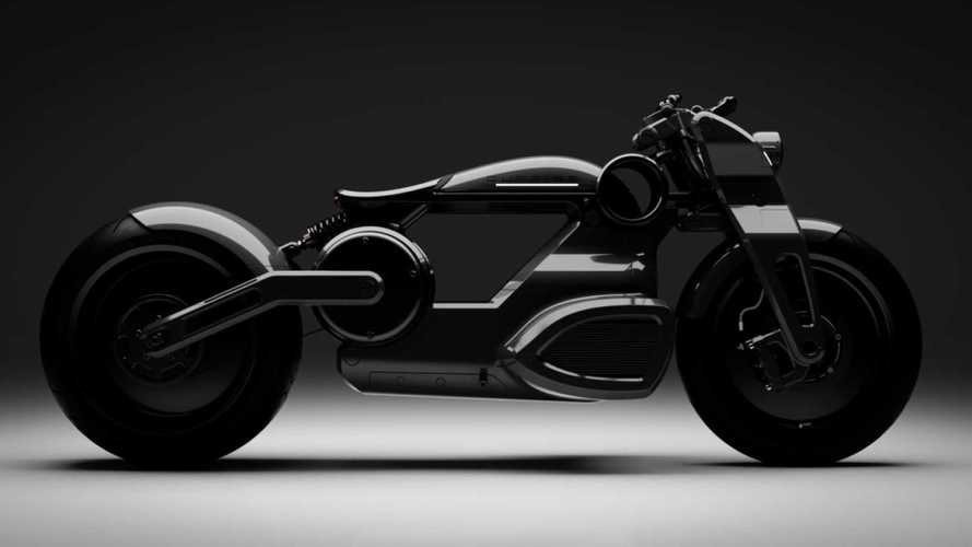Startup Curtiss Motorcycles Launches Crowdfunding