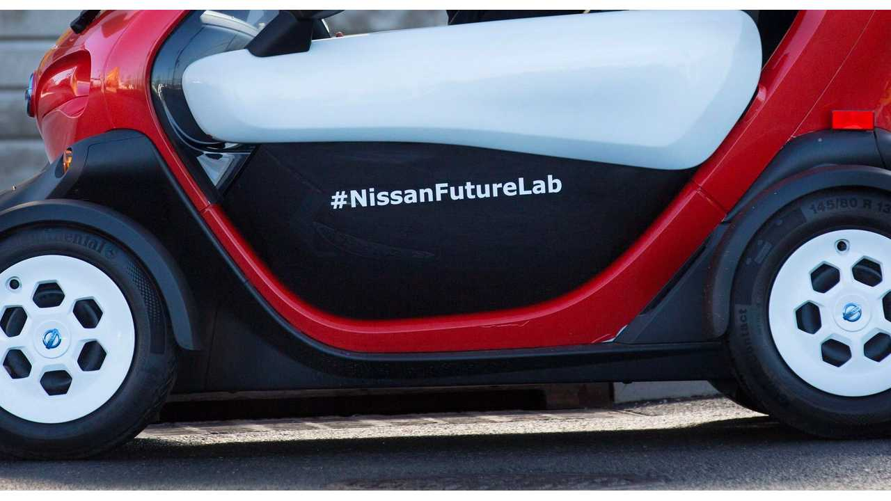 Nissan's Future Lab Searches For New EV Ownership Models