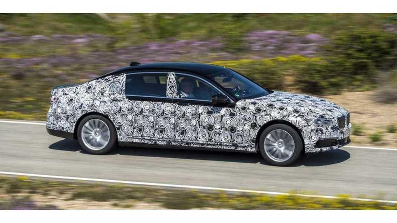 Upcoming BMW 7-Series Borrows BMW i3, i8 Tech