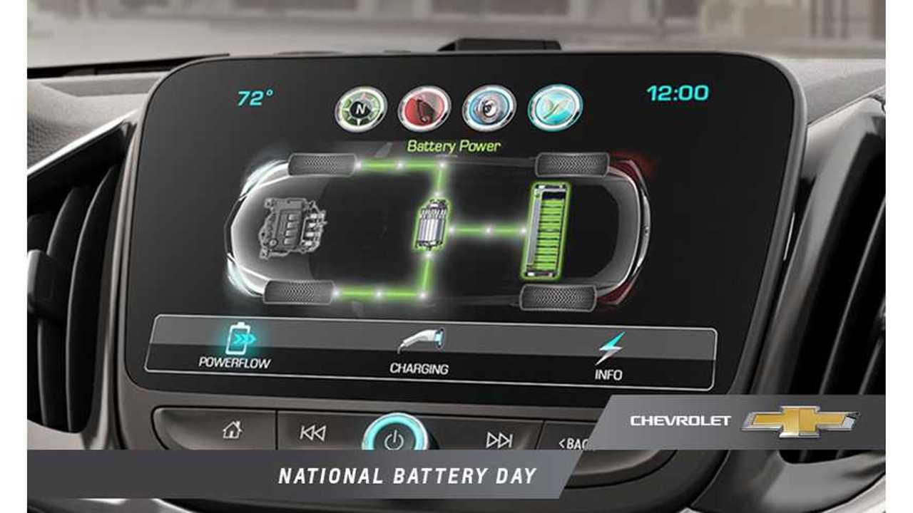 2016 Chevrolet Volt Is A Mid-Motor Electric Car - Wait A Second...